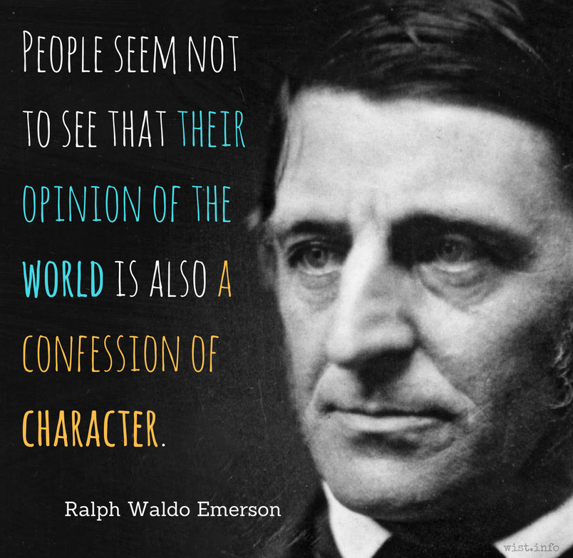 Ralph Waldo Emerson Biography