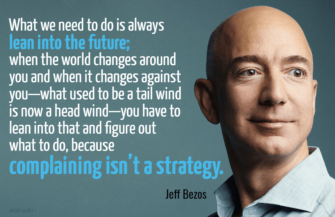 Bezos Jeff Quotations Wist