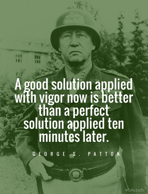 Patton - vigor now - wist_info