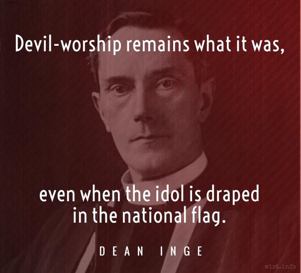 Inge - flag - wist_info quote