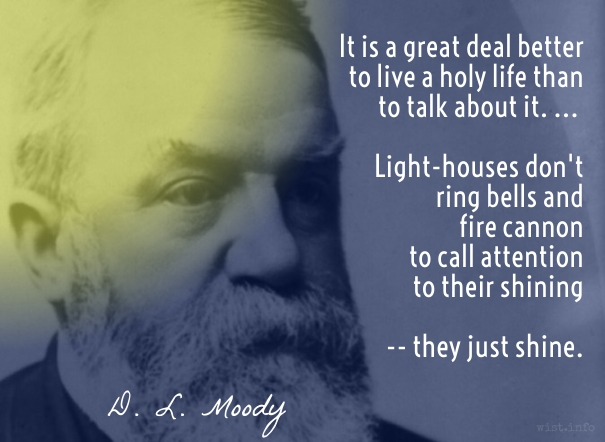 Moody - light-houses - wist_info quote