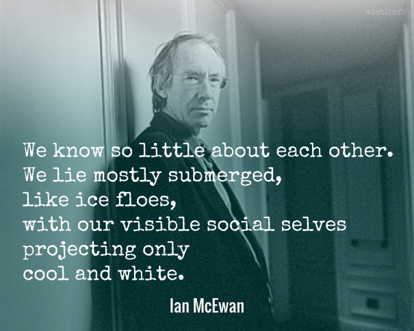 McEwan - cool and white - wist_info quote