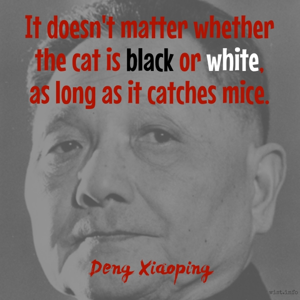 Deng - cat is black or white - wist_info quote