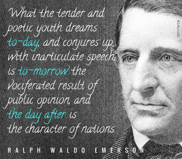 Emerson - character of nations - wist_info quote