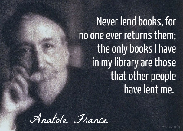 france-never-lend-books-wist_info-quote