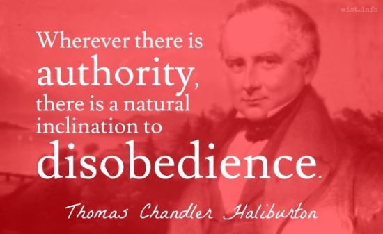 haliburton-natural-inclination-to-disobedience-wist_info-quote