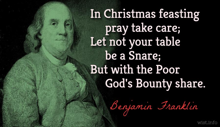 franklin-christmas-feasting-wist_info-quote